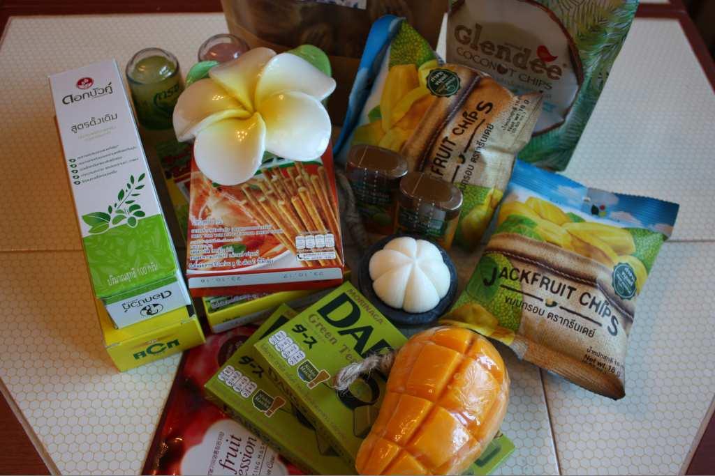 (02.03.2018 travel, blog) Подарок мужу на День рождения - Из Таиланда