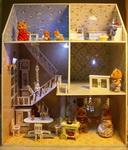 (02.10.2013 © ATola) Кукольный домик - В процессе сборки