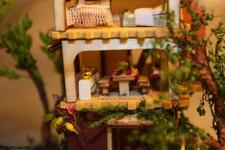 (02.10.2013 © ATola) Кукольный домик - Дом лесной феи. Собрали сами