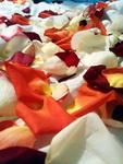 (18.12.2013 © ATola) Предложение - Лепестки роз и кольца