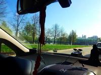(25.05.2015 © ATola) Екатеринбург - Ездили в Областную детскую на прием