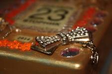 (23.06.2015 © ATola) Шкатулка маминых сокровищ - для памятных вещиц