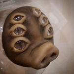 (17.01.2018 © ATola) Инопланетная свинья - Конкурс #лето_хрю от организаторов Монстерии