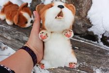 (11.11.2019 handmade, toys) Щенки корги - Игрушки ручной работы