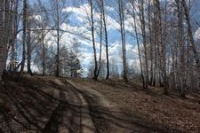 (06.05.2013 © ATola) Окрестности Ревуна - Дорога к развалинам