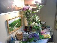 (02.06.2013 © ATola) Делаем сами - Цветы в глицерине