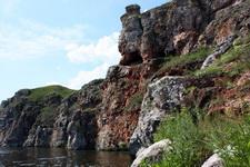 (12.06.2013 © ATola) Прогулка по Исети - Скалы