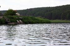 (12.06.2013 © ATola) Прогулка по Исети - Выше второго подвесного моста